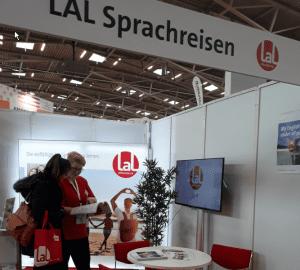 LAL Sprachreisen auf der CMT 2020 in Stuttgart